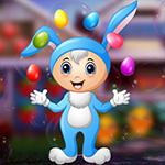 G4K Gorgeous Blue Bunny E…