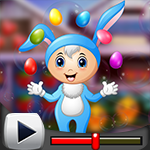 G4K Gorgeous Blue Bunny Escape Game Walkthrough