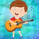 Guitar Musician Escape