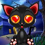 G4K Halloween Black Cat E…