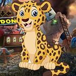 G4K Hapless Leopard Escap…