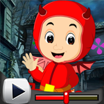 G4K Happy Devil Rescue Game Walkthrough
