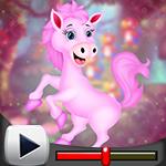 G4K Happy Pink Horse Esca…