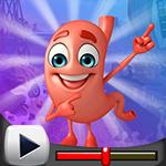 G4K Happy Stomach Escape Game Walkthrough
