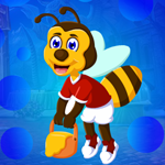 G4K Honey Carry Bee Escape Game