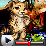 G4K Humble Leopard Escape Game Walkthrough