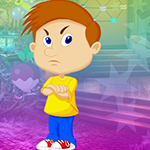 G4K Indignant Boy Escape Game