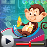 G4K Jaunt Monkey Escape Game Walkthrough