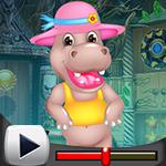 G4K Jemmy Hippo Escape Ga…