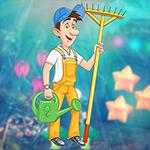 G4K Joyful Gardener Escap…