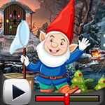 G4K Joyous Gnome Escape G…