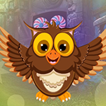 G4K Joyous Owl Escape Game