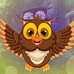 G4K Joyous Owl Escape Gam…