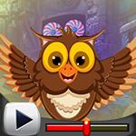 G4K Joyous Owl Escape Game Walkthrough