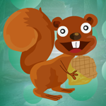 G4K Joyous Squirrel Escap…