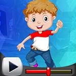 G4K Jubilant Boy Escape G…