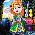 G4K Knight Women Escape G…