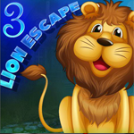 G4K Lion Escape 3 Game