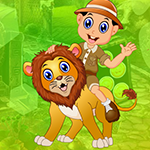 G4K Lion Trainer Escape G…