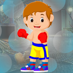 G4K Little Boxer Boy Escape Game
