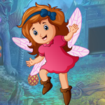 G4K Little Fairy Girl Escape Game