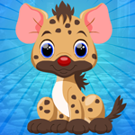 G4K Little Hyena Escape G…