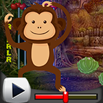 G4K Little Monkey Escape …