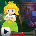 G4K Little Queen Escape Game Walkthrough