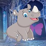 G4K Lovable Infant Rhino …