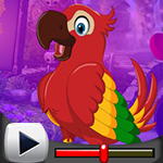 G4K Lovable Parrot Escape…