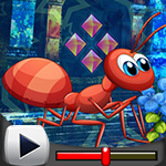 G4K Lovely Ant Escape Gam…
