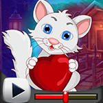 G4K Lovely Heart Cat Esca…