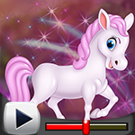 G4K Lovely Horse Escape G…