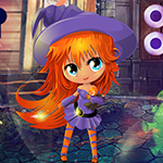 G4K Lovely Witch Girl Esc…