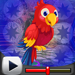 G4K Macaw Parrot Escape Game Walkthrough
