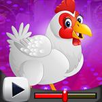 G4K Motionless Hen Escape Game Walkthrough