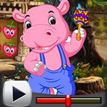 G4K Musician Hippo Escape…