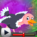 G4K Ostrich Escape Game W…