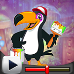 G4K Painter Bird Escape G…