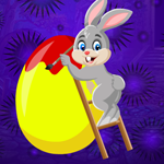 G4K Painter Rabbit Escape Game