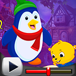 G4K Penguin Escape Game Walkthrough