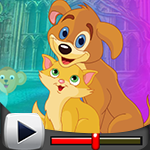 G4K Pet Friends Escape Ga…