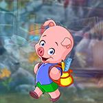 G4K Pet Pig Escape Game