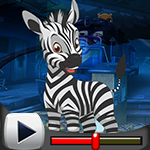 G4K Pet Zebra Escape Game…