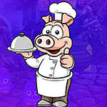 G4K Pig Chef Escape Game