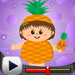 G4K Pineapple Girl Escape…
