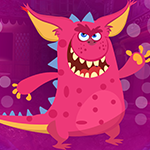 G4K Pink Creature Escape Game