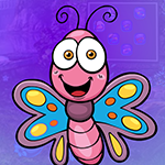 G4K Pinky Butterfly Escape Game