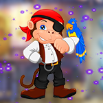 G4K Pirate Monkey Escape …