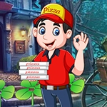 G4K Pizza Delivery Boy Rescue-Season 2 Game